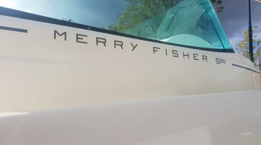 Jeanneau Merry Fisher 585 Demo!